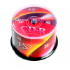 (05393) Диск CD-R MIREX/VS 700Мгб, 52x Сake box /50