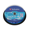 (07744) Диск CD-R Vеrbatim 700 DL 52x Cake Box/10