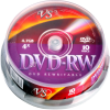 (09354) Диск DVD+RW VS 4.7Gb 4x Cake box/10