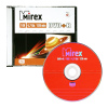 (09356) Диск DVD+R MIREX/SMART 4.7Gb 16x Slim/5 (1/200)